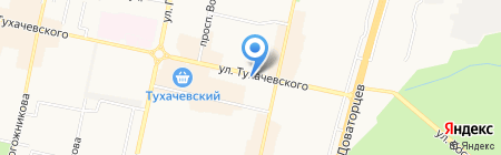 Светлая память на карте Ставрополя