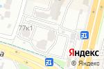 Схема проезда до компании Фреш в Ставрополе