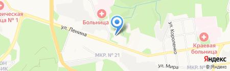 Бухгалтерская фирма на карте Ставрополя