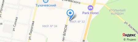 Русская рулетка на карте Ставрополя