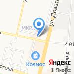 45 поликлиника на карте Ставрополя