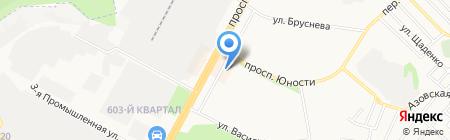 Духи для Вас на карте Ставрополя