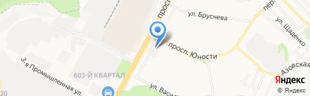 ФЭН ШУЙ на карте Ставрополя