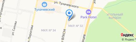 Обувь мечты на карте Ставрополя