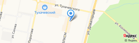 Sаn Marco на карте Ставрополя