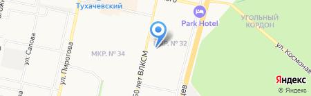 Style на карте Ставрополя