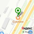 Местоположение компании ГарантПоставка