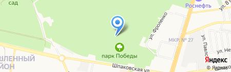 Банкомат Ставропольпромстройбанк на карте Ставрополя