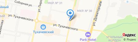 Sport-tochka на карте Ставрополя
