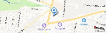 Demfer на карте Ставрополя
