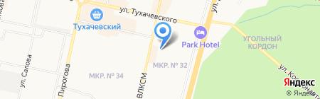 Live Beer на карте Ставрополя