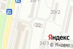 Схема проезда до компании Юла в Ставрополе
