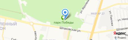 Русский Шансон на карте Ставрополя