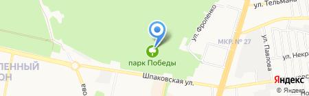 Кантри на карте Ставрополя