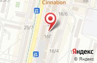 Схема проезда до компании Городской Рекламный Центр в Ставрополе