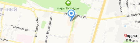 PAUL & SHARK на карте Ставрополя