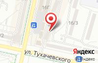 Схема проезда до компании Гуд Лайф Медиа в Ставрополе