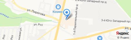 Формула мебели на карте Ставрополя