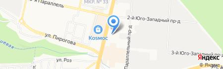 ОПТ-Торг на карте Ставрополя