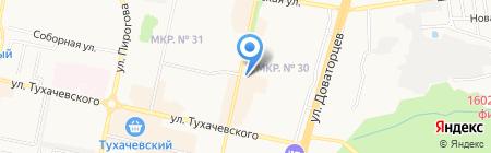 Мечта на карте Ставрополя