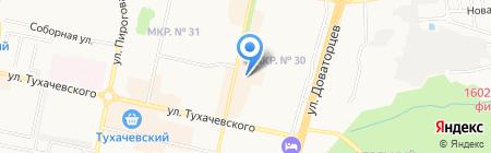 ПтицТорг на карте Ставрополя