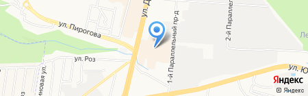 Gefest на карте Ставрополя