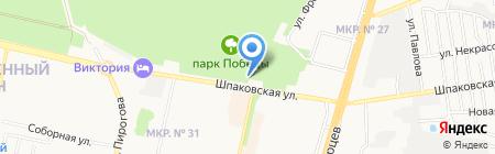 Я-Мама! на карте Ставрополя