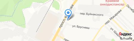 Adidas на карте Ставрополя