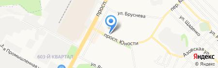 X-profi на карте Ставрополя