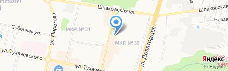 VAGITA на карте Ставрополя