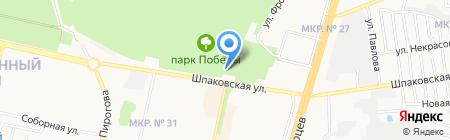 Адреналин на карте Ставрополя