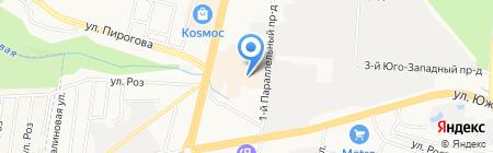 АК-канцтовар на карте Ставрополя