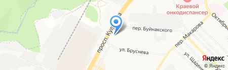 Прогресс на карте Ставрополя