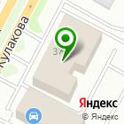 Местоположение компании АВТО-С