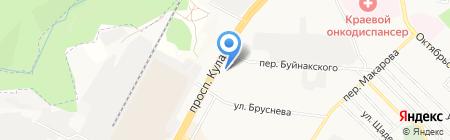 Exist.ru на карте Ставрополя
