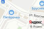 Схема проезда до компании Хмельная бочка в Ставрополе