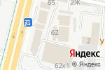 Схема проезда до компании Джунгли Парк в Ставрополе