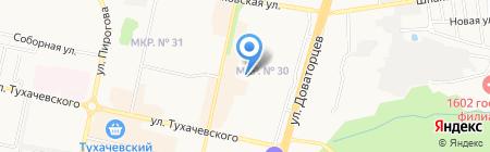 Академия домашней кухни на карте Ставрополя