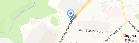 GARAGE Moto на карте Ставрополя