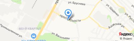 Элита на карте Ставрополя