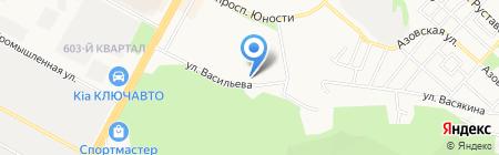Жилищная Управляющая Компания-9 на карте Ставрополя