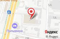 Схема проезда до компании Витастрой в Ставрополе