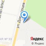 Диагност Автоэлектрик на карте Ставрополя
