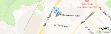 Агрорегион на карте Ставрополя