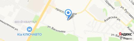 БОНУС+ на карте Ставрополя