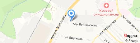 Американская мебель на карте Ставрополя