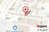 Схема проезда до компании Контакт в Ставрополе