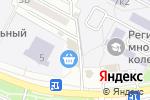 Схема проезда до компании Магазин головных уборов в Ставрополе