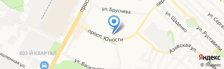 ПОЛИГРАФИЯ 26 на карте Ставрополя