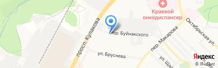 Паритет на карте Ставрополя